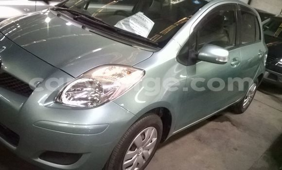 Buy Used Toyota Vitz Silver Car in Walvis Bay in Namibia
