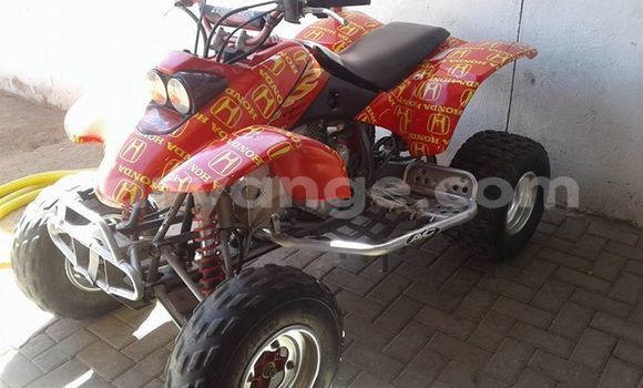 Buy Used Honda TRX 400 Red Moto in Windhoek in Namibia
