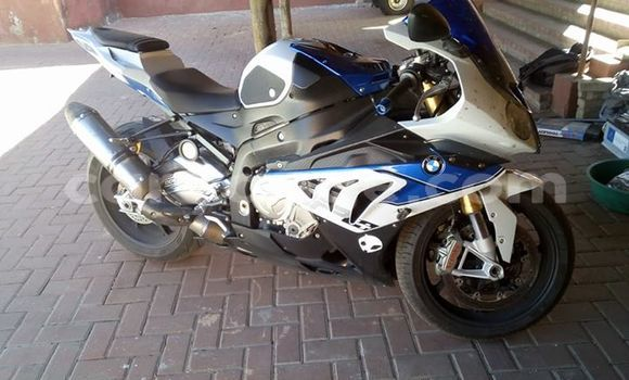 Buy Used BMW HP4 Blue Moto in Windhoek in Namibia