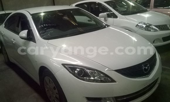 Buy Used Mazda Atenza White Car in Walvis Bay in Namibia