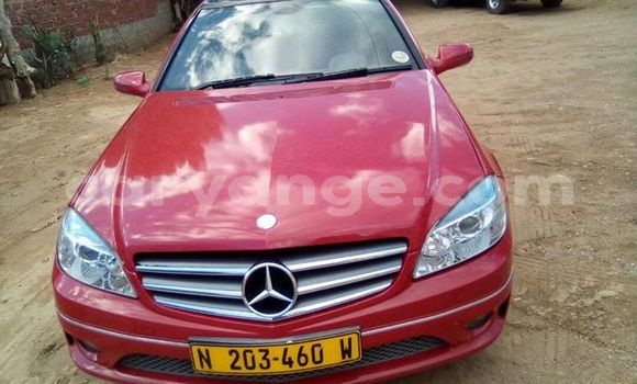 Buy Used Mercedes‒Benz KOMPRESSOR Red Car in Windhoek in Namibia