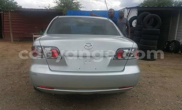 Buy Used Mazda 6 Silver Car in Windhoek in Namibia