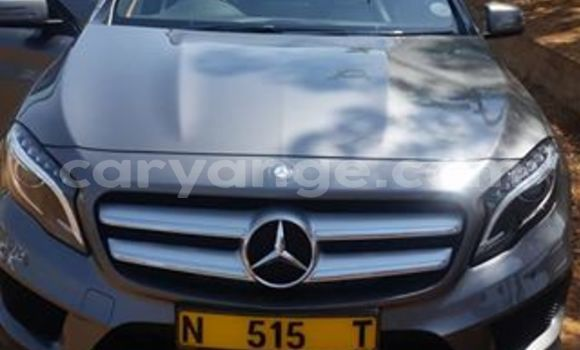 Buy Used Mercedes‒Benz GL-Class Silver Car in Windhoek in Namibia