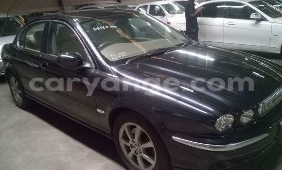 Buy Used Jaguar S-Type Black Car in Windhoek in Namibia