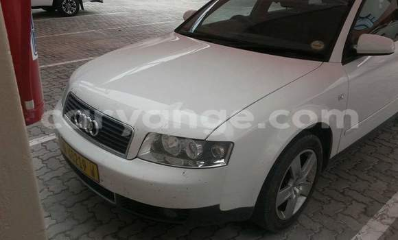 Buy Used Audi A4 White Car in Oshakati in Namibia
