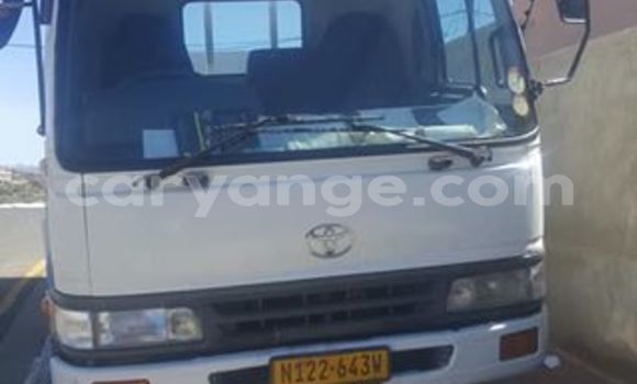 Buy Used Toyota Dyna White Truck in Windhoek in Namibia