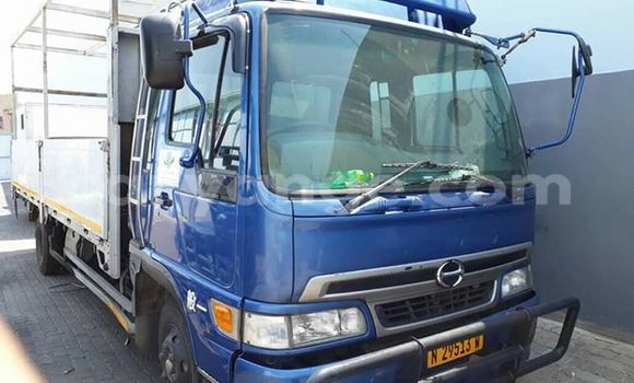 Buy Used Hino 300 Series Blue Truck in Windhoek in Namibia