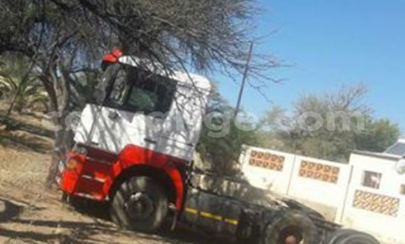 Buy Used ERF Horse Red Truck in Windhoek in Namibia