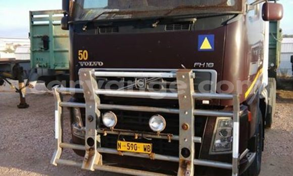 Buy Used Volvo FH10 Brown Truck in Windhoek in Namibia