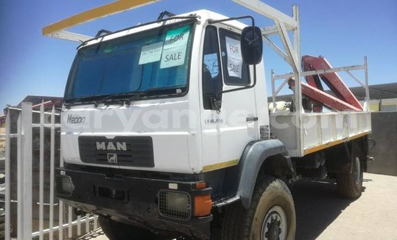 Buy Used Man M2000 White Truck in Windhoek in Namibia