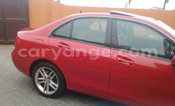 Buy Used Mercedes‒Benz C-Class Red Car in Walvis Bay in Namibia