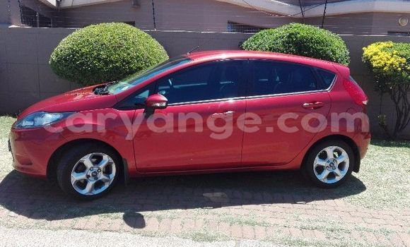 Buy Used Ford Fiesta Red Car in Walvis Bay in Namibia