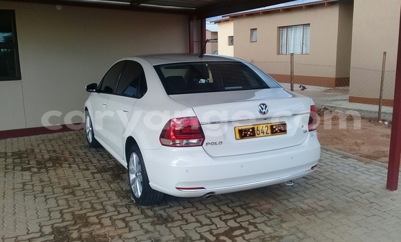 Buy Used Volkswagen Polo Sedan White Car in Otjiwarongo in Namibia