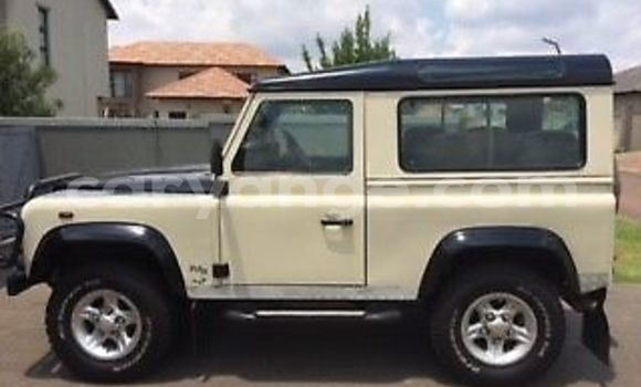 Buy Used Land Rover Defender White Car in Windhoek in Namibia