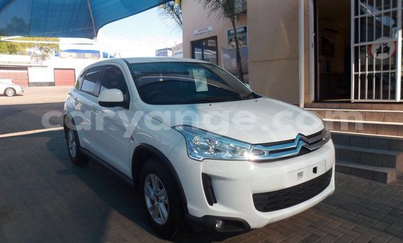 Buy New Citroen C4 White Car in Windhoek in Namibia
