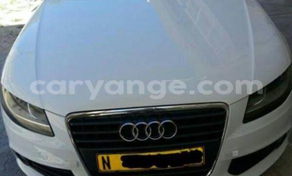 Buy Used Audi A4 White Car in Oshakati in Namibia