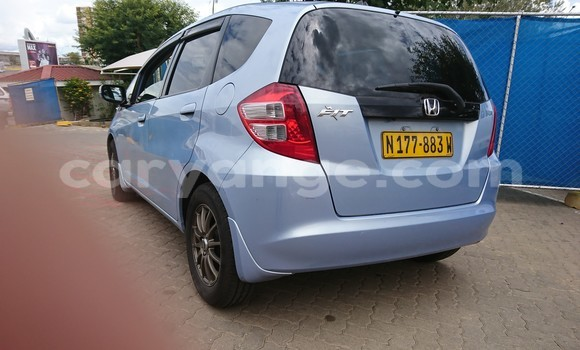 Buy Used Honda Jazz Blue Car in Windhoek in Namibia