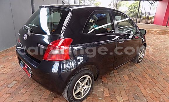 Buy Used Toyota Yaris Black Car in Walvis Bay in Namibia