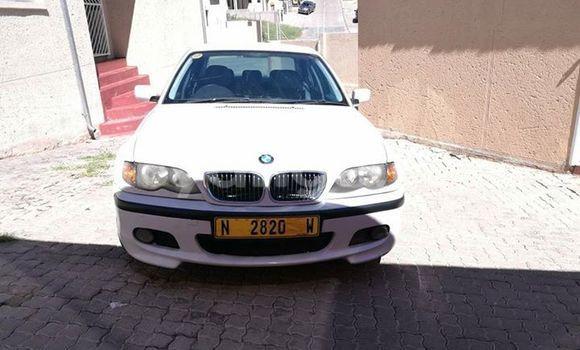 Buy Used BMW 3-Series White Car in Windhoek in Namibia