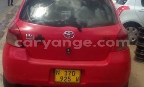 Buy Used Toyota Vitz Red Car in Windhoek in Namibia