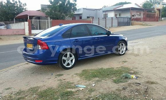 Buy Used Volvo S40 Blue Car in Windhoek in Namibia