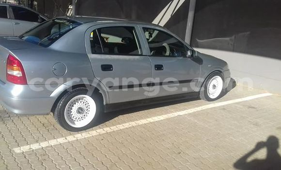 Buy Used Opel Astra Silver Car in Windhoek in Namibia