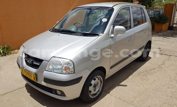 Buy Used Hyundai Atos Silver Car in Windhoek in Namibia