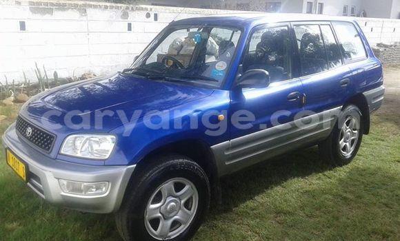 Buy Used Toyota RAV4 Blue Car in Walvis Bay in Namibia