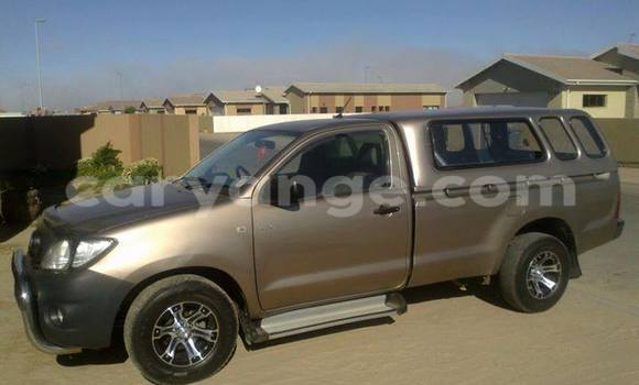 Buy Used Toyota 4Runner Car in Windhoek in Namibia