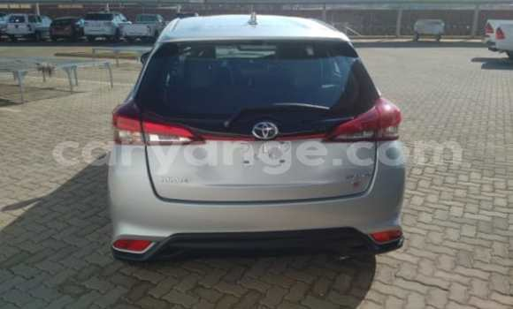 Buy Used Toyota Yaris Silver Car in Walvis Bay in Namibia