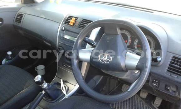 Buy Used Toyota 4Runner Black Car in Otjiwarongo in Namibia
