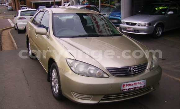 Buy Used Toyota Camry Silver Car in Windhoek in Namibia