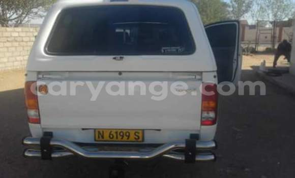 Buy Used Toyota 4Runner White Car in Windhoek in Namibia