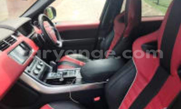 Buy Used Land Rover Range Rover Red Car in Windhoek in Namibia
