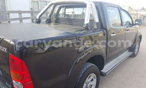 Buy Used Toyota Hilux Black Car in Walvis Bay in Namibia