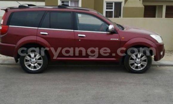 Buy New GMC Acadia Red Car in Windhoek in Namibia