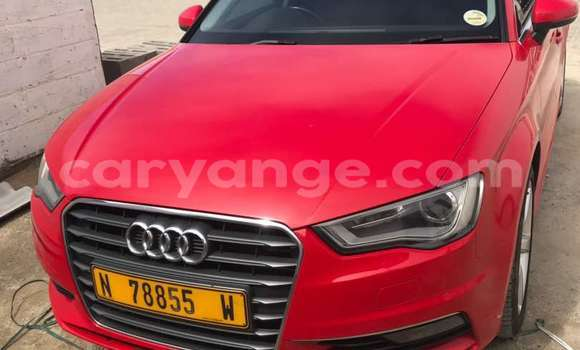 Buy Used Audi A3 Red Car in Swakopmund in Namibia