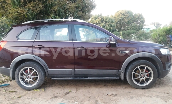 Buy Used Chevrolet Captiva Other Car in Katima Mulilo in Caprivi