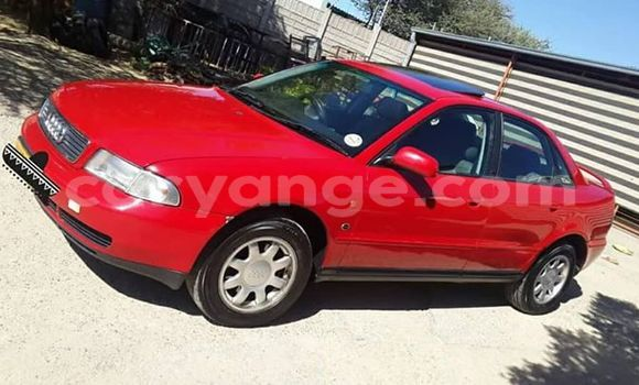 Buy Used Audi A4 Red Car in Windhoek in Namibia
