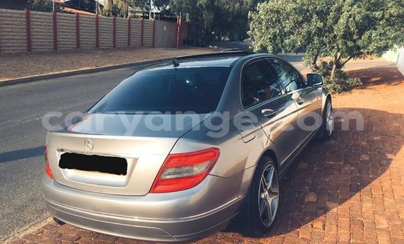 Buy Used Mercedes‒Benz C–Class Silver Car in Windhoek in Namibia