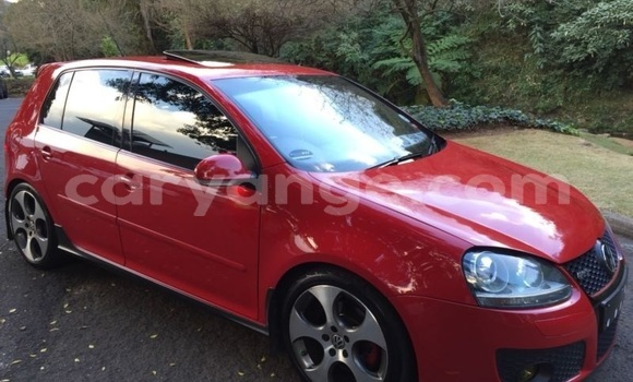 Buy Used Volkswagen Golf Red Car in Walvis Bay in Namibia