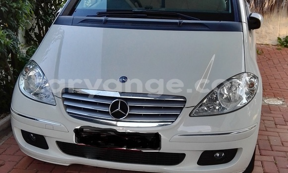 Buy Used Mercedes‒Benz A–Class White Car in Windhoek in Namibia