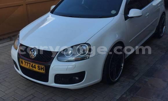Buy Used Volkswagen Golf White Car in Otjiwarongo in Namibia