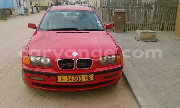 Buy Used BMW 3-Series Red Car in Walvis Bay in Namibia