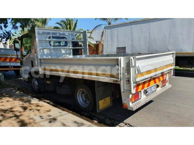 Big with watermark nissan pickup namibia walvis bay 16025