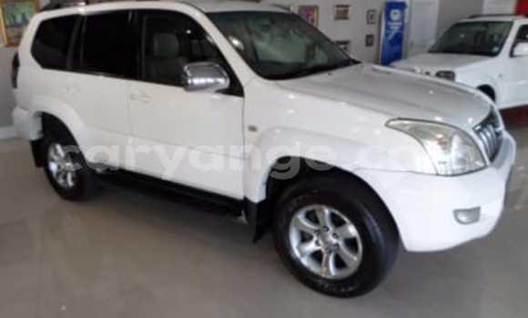 Buy Used Toyota Land Cruiser Prado White Car in Khorixas in Kunene