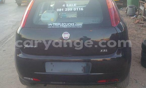 Buy Used Fiat Barchetta Black Car in Windhoek in Namibia