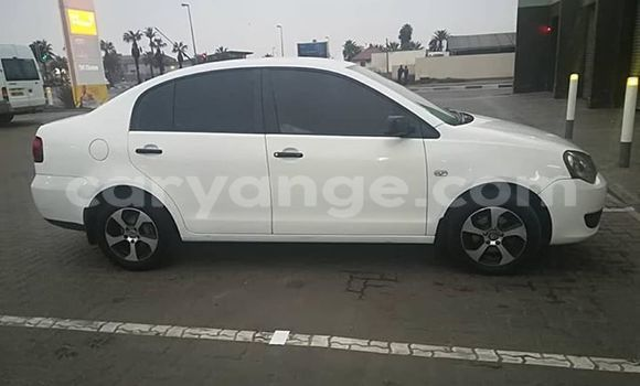 Buy Used Volkswagen Polo Sedan White Car in Windhoek in Namibia