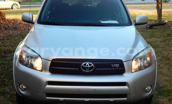 Buy Used Toyota RAV4 Silver Car in Okahandja in Namibia