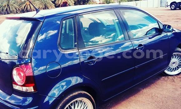 Buy Used Volkswagen Polo Blue Car in Keetmanshoop in Namibia